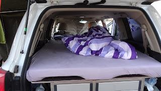 Sleeping-plattforms - how to sleep inside DSC01600