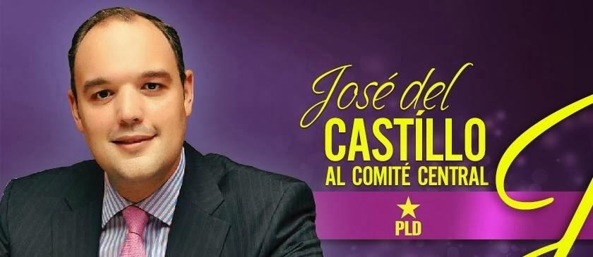José del Castillo al comités central