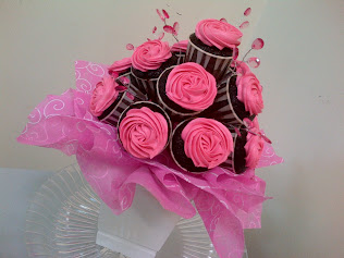 cupcake bouquet