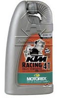Motorex KTM Racing 4T 20w/60