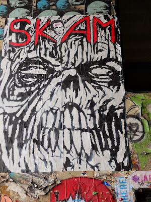 Hill Climb Street Art