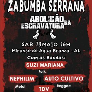 Evento Festival Zabumba Serrana
