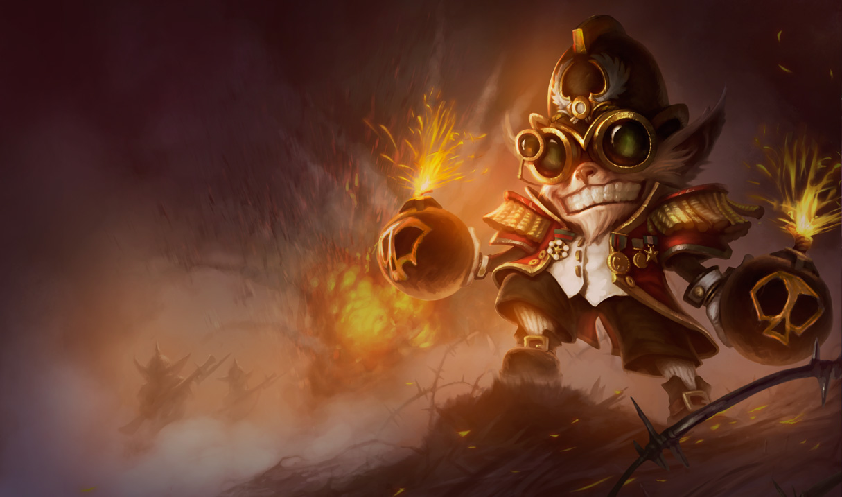 Lol patch 4 2 ziggs wallpaper