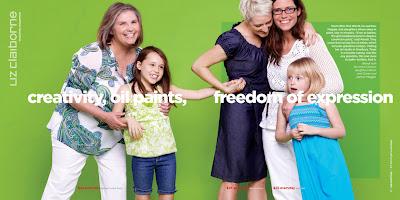 lesbianas en publicidad dia de la madre jc penney