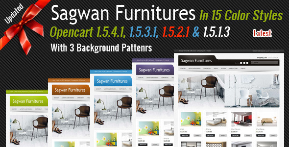 Sagwan-Furniture's-Opencart-Template