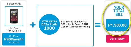 smart data plan 1000
