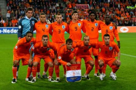 Netherlands Football Team Road To Euro 2012
