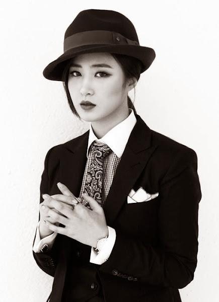 Yuri SNSD Mr Mr Teaser