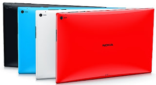 Warna Nokia Lumia 2520
