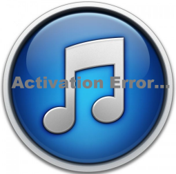 iTunes Activation Errors