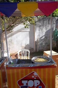 Barraquinha de Batata frita