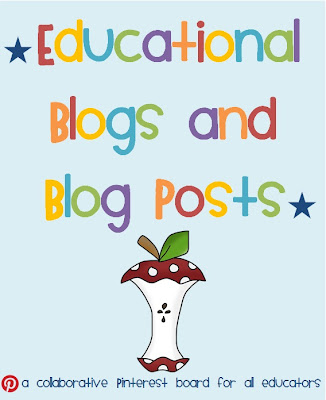 Image Educational blogs and blog posts collaborative Pinterest board