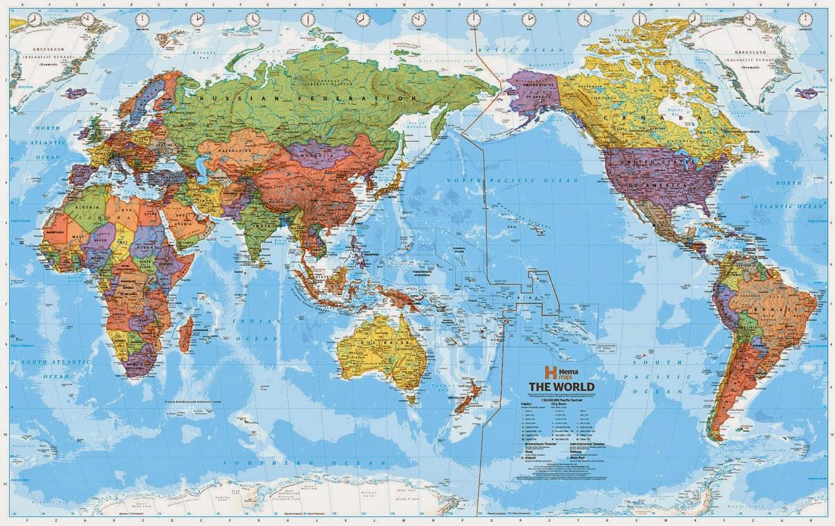 MAPAS Cada pas possui o seu ponto de vista  GPQ