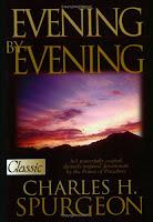 evening by evening spurgeon