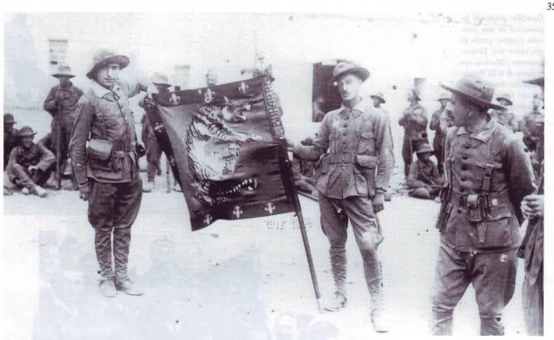 Marcelo Villeval Gaitán .Primer legionario