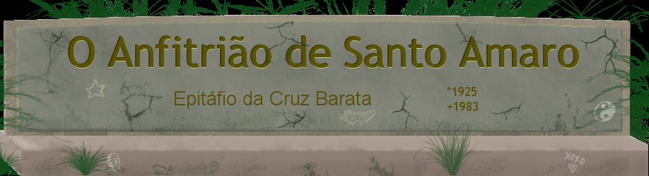 O Anfitrião de Santo Amaro