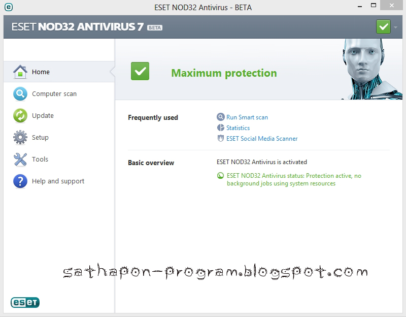 Nod32 antivirus 3 0 290 0 beta serialwww pythons lair comics