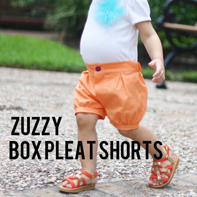 baby shorts free tutorial