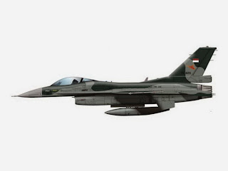 Benarkan Pesawat F-16 C/D Block 25 Indonesia Setara dengan F-16 C/D Block 52
