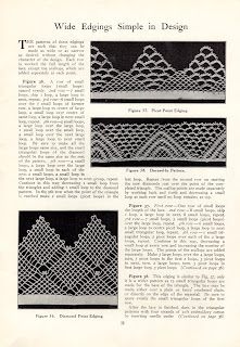 Armenian Knotted Lace - Project