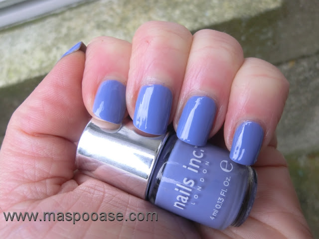 Nails Inc Ebury Bridge swatch