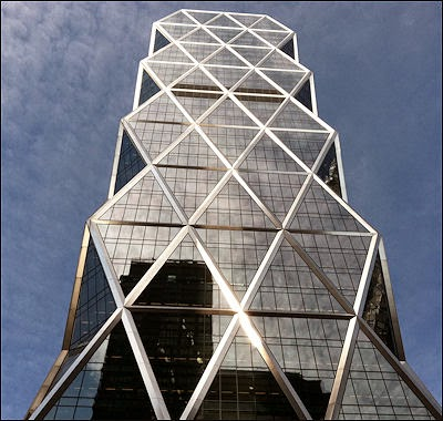 Hearst Tower Leed Hearst Tower a Breathtaking