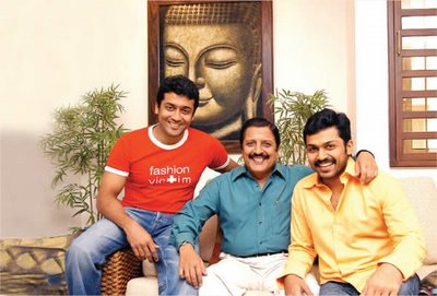 Actor Sivakumar Family Photos http://thesuryafans.blogspot.com/2010/10/surya-family-photos.html