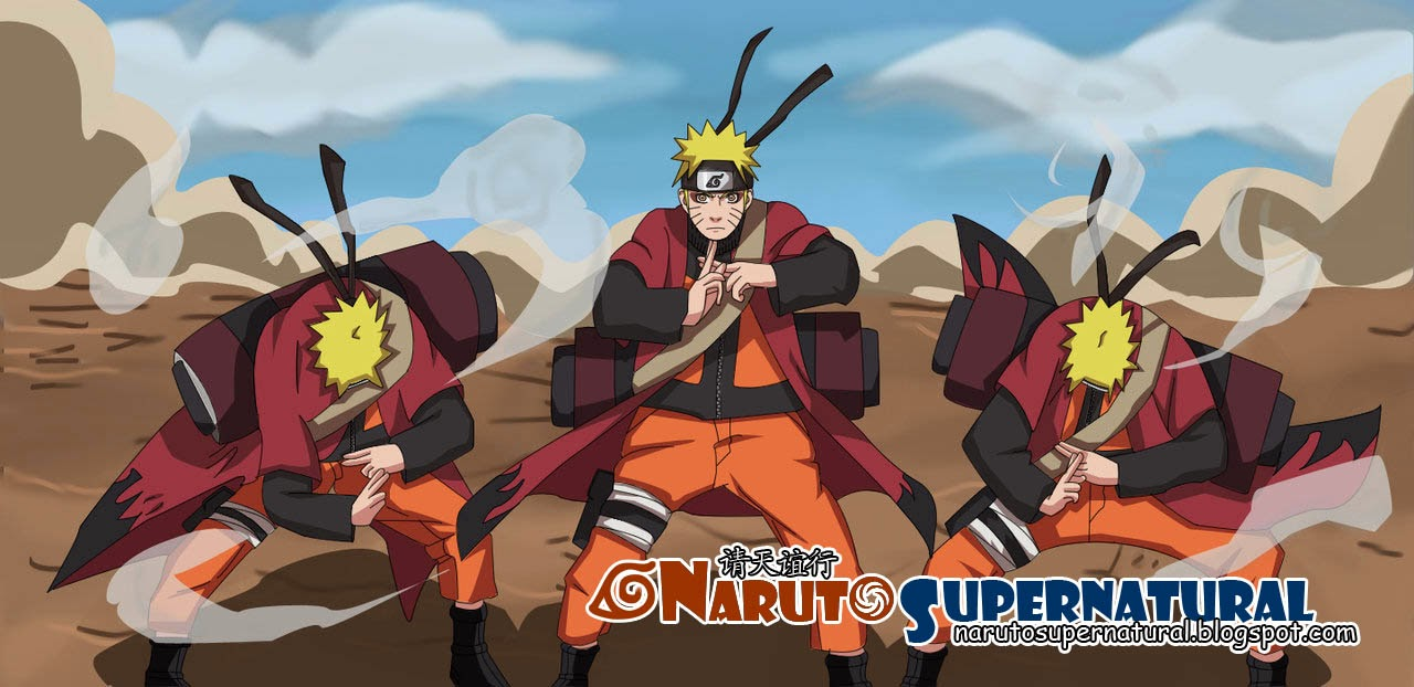 Naruto supernatural