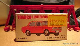 tomica limited vintage lv-61