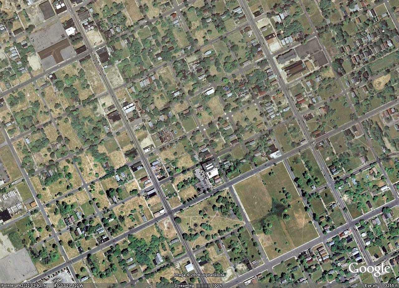 Detroit's vacant lot problem