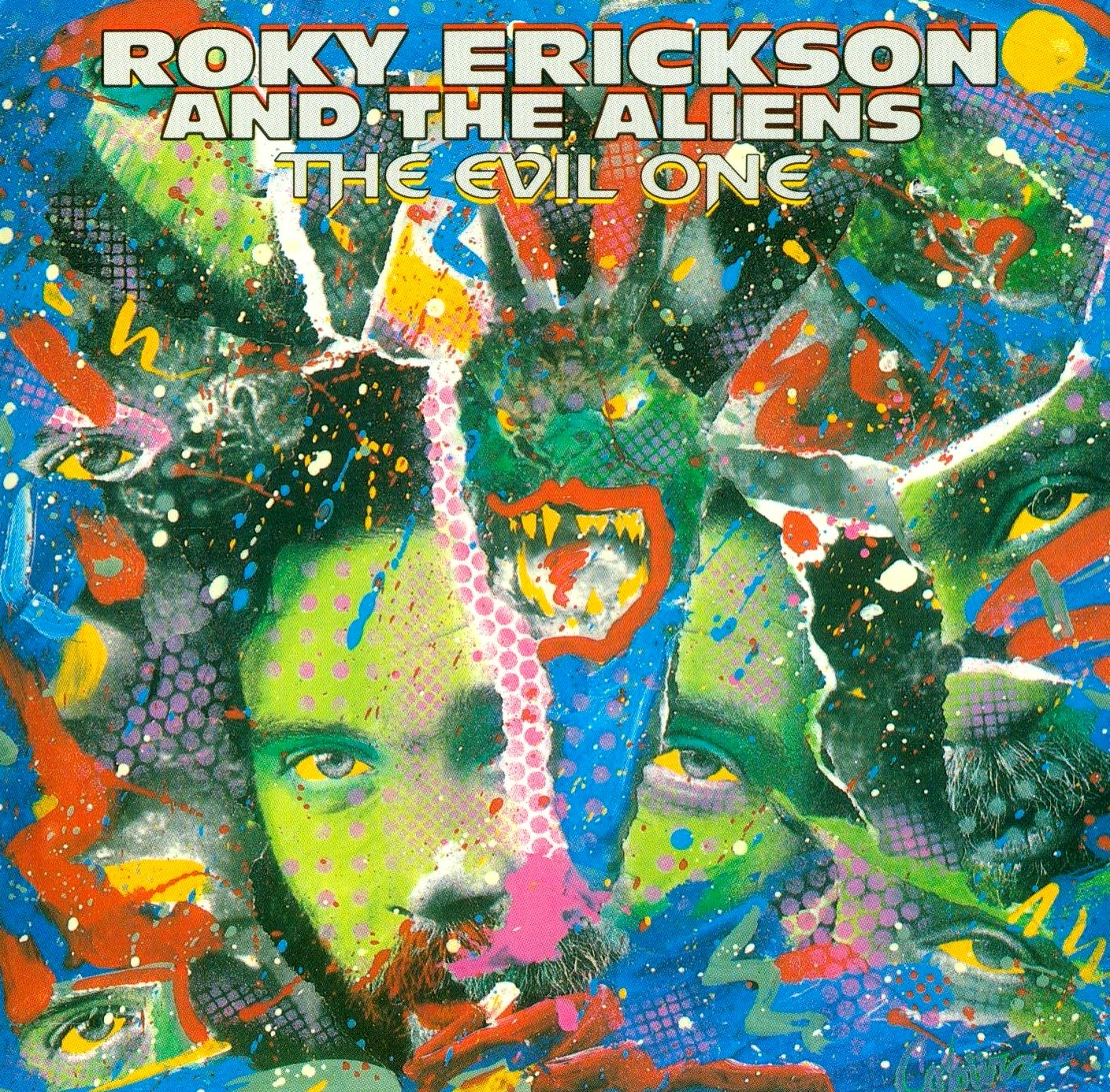 Roky Erickson And Aliens, The - Roky Erickson And The Aliens