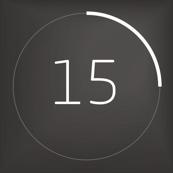 """""""15"""" o último dia"""