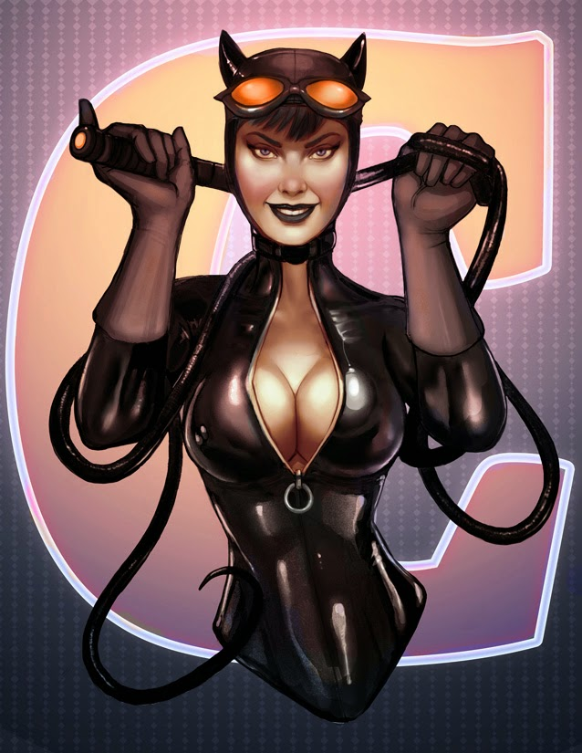 catwoman erotic porn