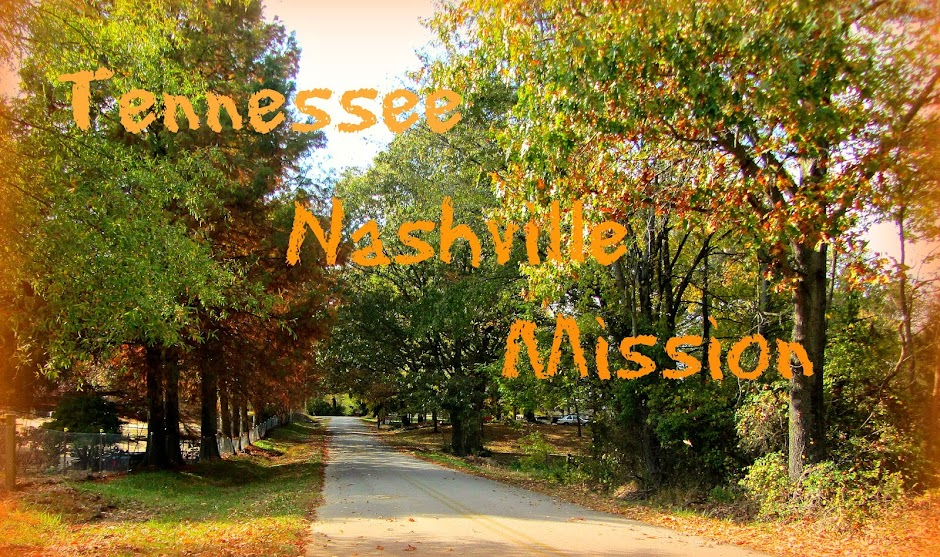 Tennessee Nashville Mission