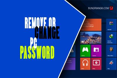 Cara Menghilangkan Pasword di Windows 8