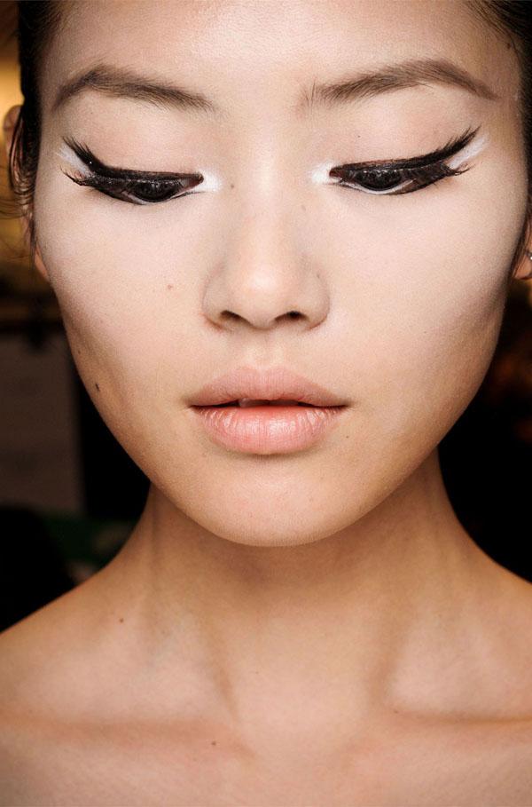 Идея макияжа для азиаток