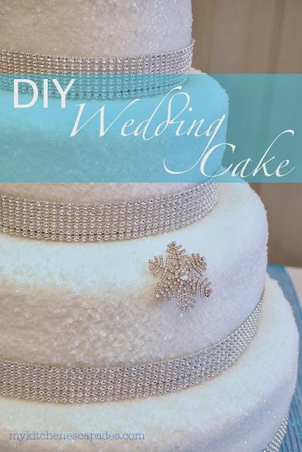 DIY Wedding Cake - Make your own wedding cake
