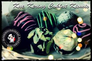 Cara Membuat Kue Kering Coklat Kismis Sederhana untuk Hari Raya