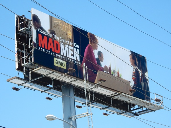 Mad Men Emmy 2015 Joan Peggy billboard