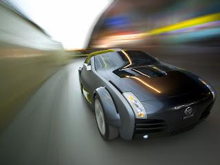 Nissan Urge Concept Pictures