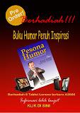 Buku Humor Penuh Inspirasi