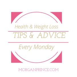 Morgan's Milieu | Health and Weight Loss Tips 25: Health and Weight Loss Tips Badge