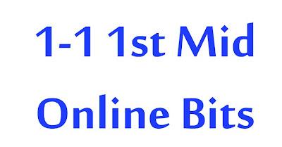 R10 1-1 1st Mid Online Bits