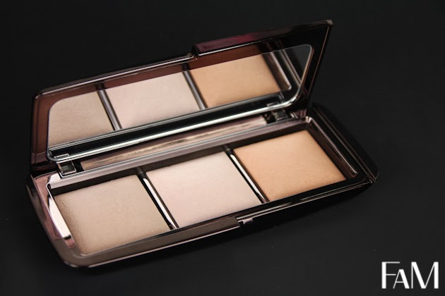 Hourglass Ambient Lighting Powder Palette - Swatches and Review