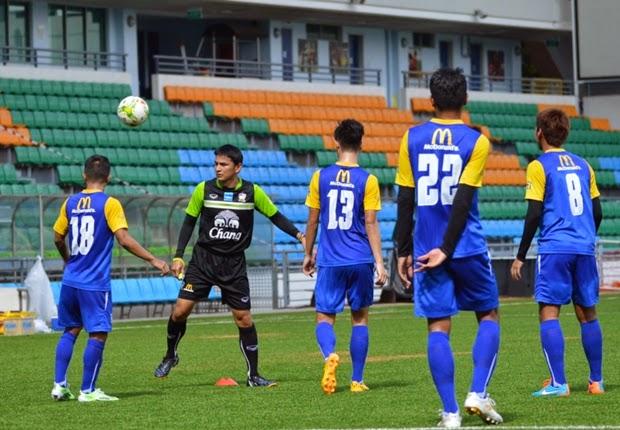 Piala AFF : Jelang Laga Malaysia vs Thailand