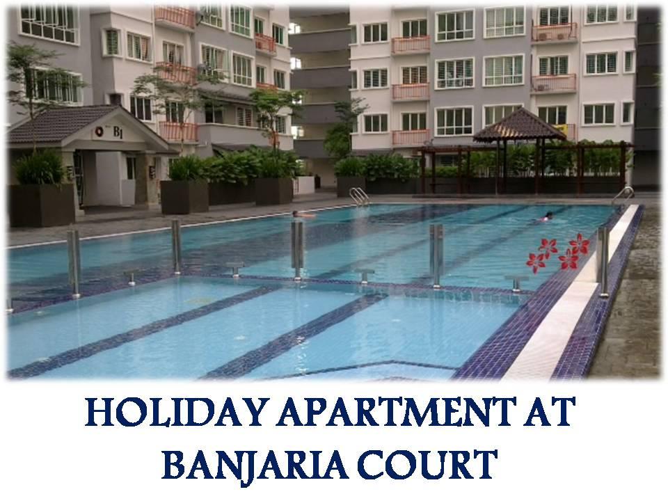 Banjaria Court Holiday Apartment Gombak