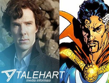 Benedict Cumberbatch Terpilih Menjadi Memerankan Doctor Strange