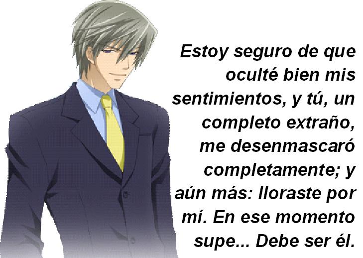 Frases con fotos del anime. USAGI2