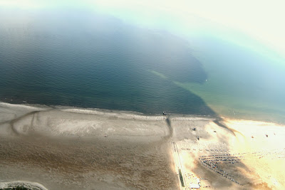 St. Peter-Ording: Fotos eines Tandem-Fallschirmabsprunges über dem ordinger Strand 39