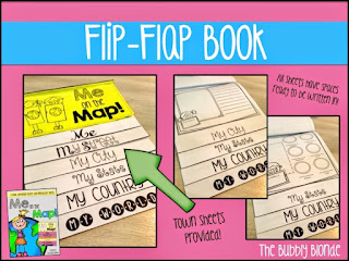 https://www.teacherspayteachers.com/Product/Me-on-the-Map-Book-Companion-Packet-with-interactive-sheets-1297013